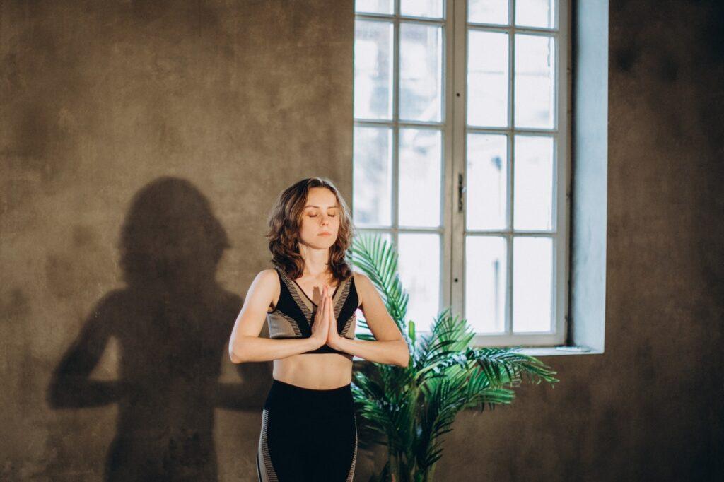 заедание стресса медитация