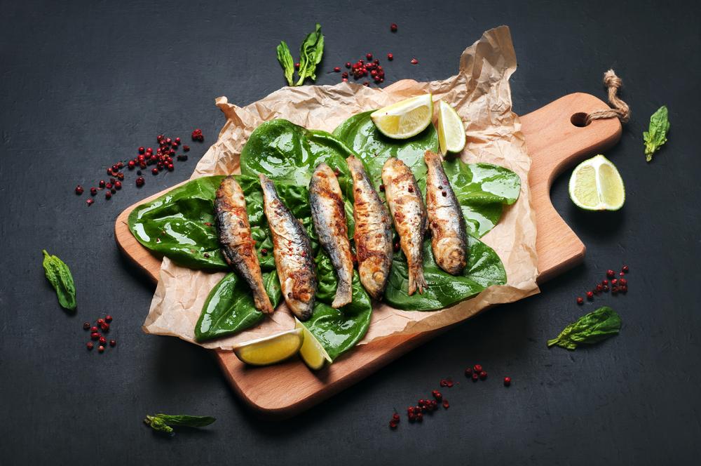 сардины рыбий жир беременность