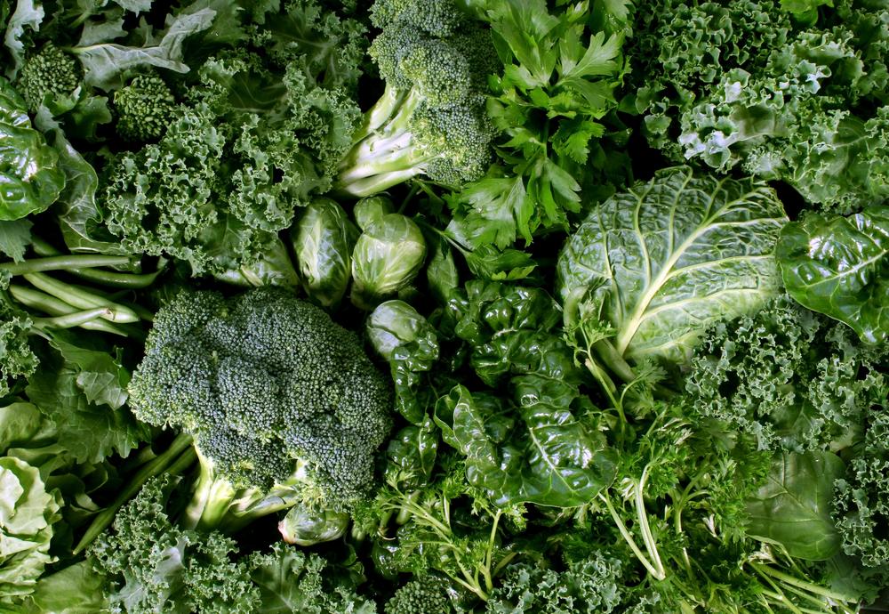 дієта при вагітності зелень