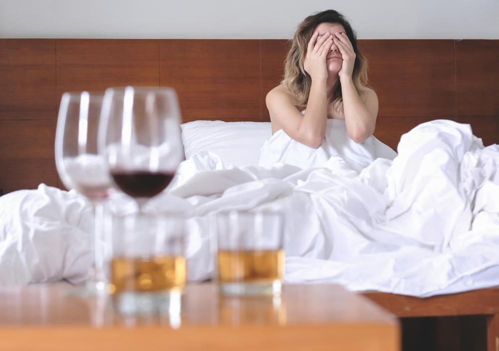 непереносимость алкоголя