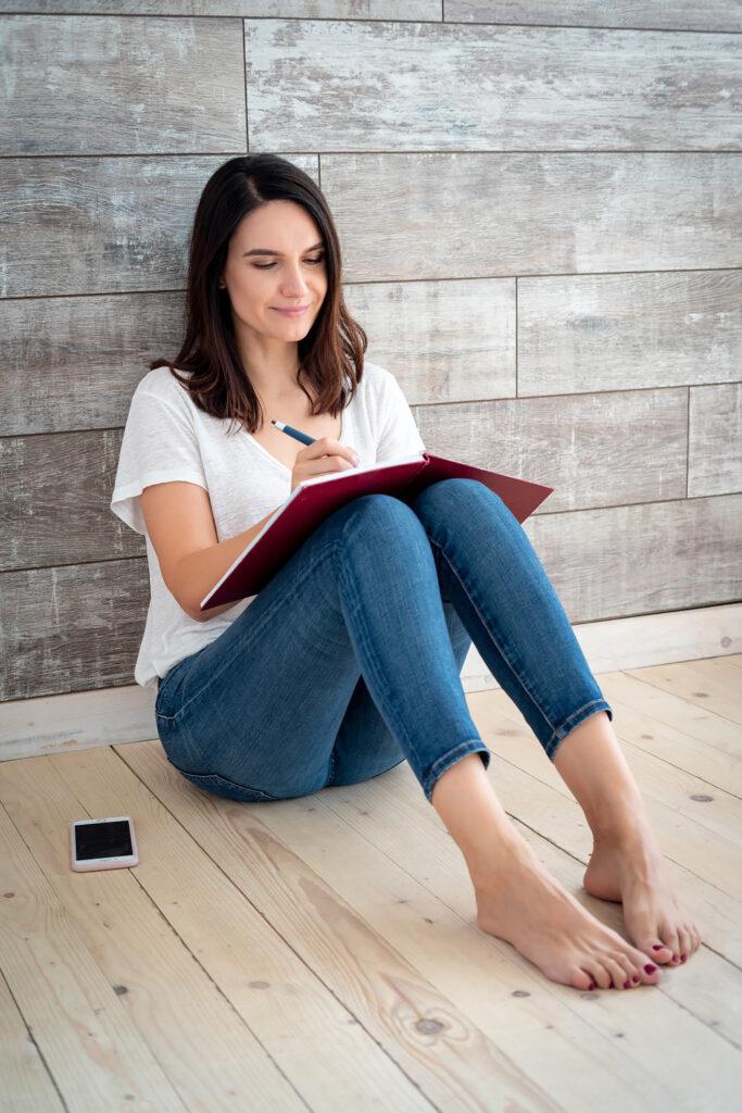 how to write a gratitude journal